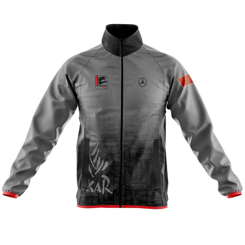 Jacket softshell Mercedes - Buggyra 2020