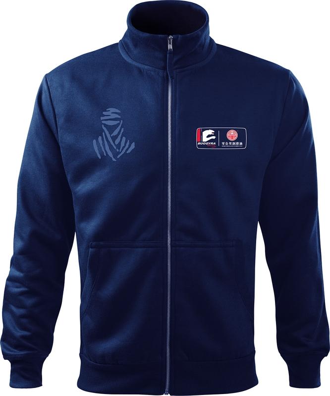 Sweatshirt TEAM DKR21 zipper - men