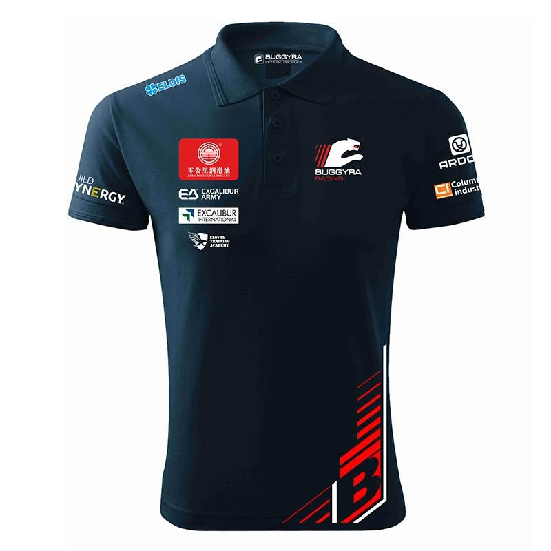 Polo t-shirt TEAM RACING21 - men