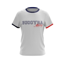 Tričko Buggyra Racing 2016 white